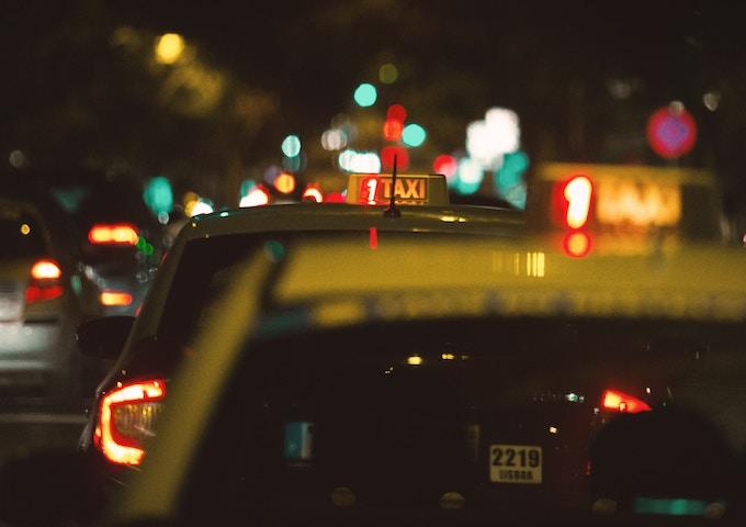gestion de flotas para taxis